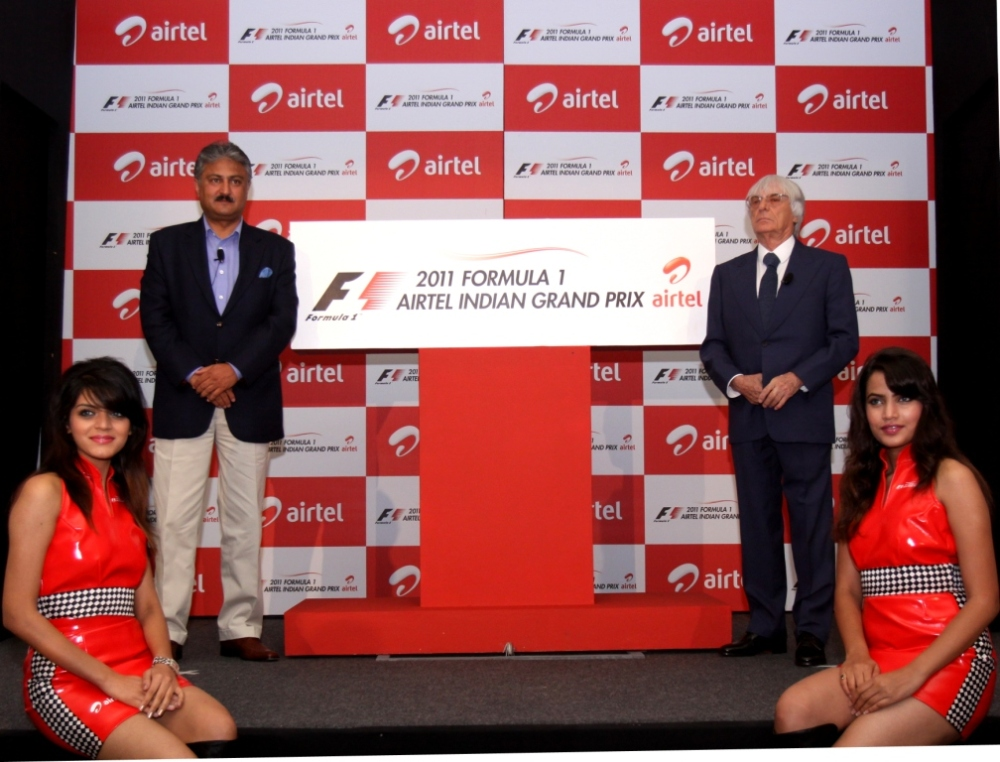 The positive news on Indian Grand Prix, sponsors and ticketing!  (1/2)