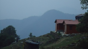 Chopta in evening