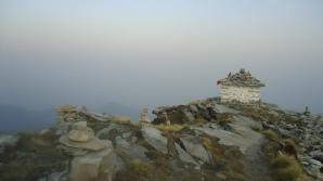 Ram Temple on Chandrashila Peak