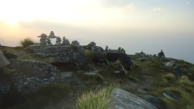 View from Chandrashila Peak